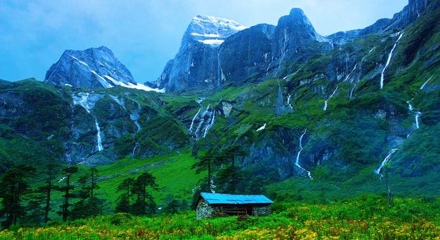 Pristine Himalaya