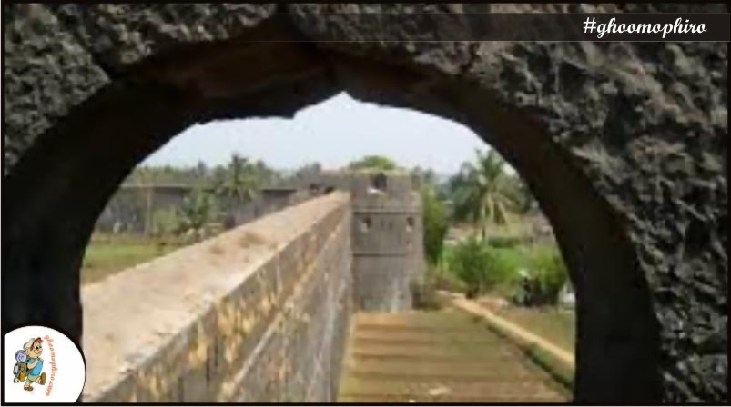 Arnala Fort - North of Vasai