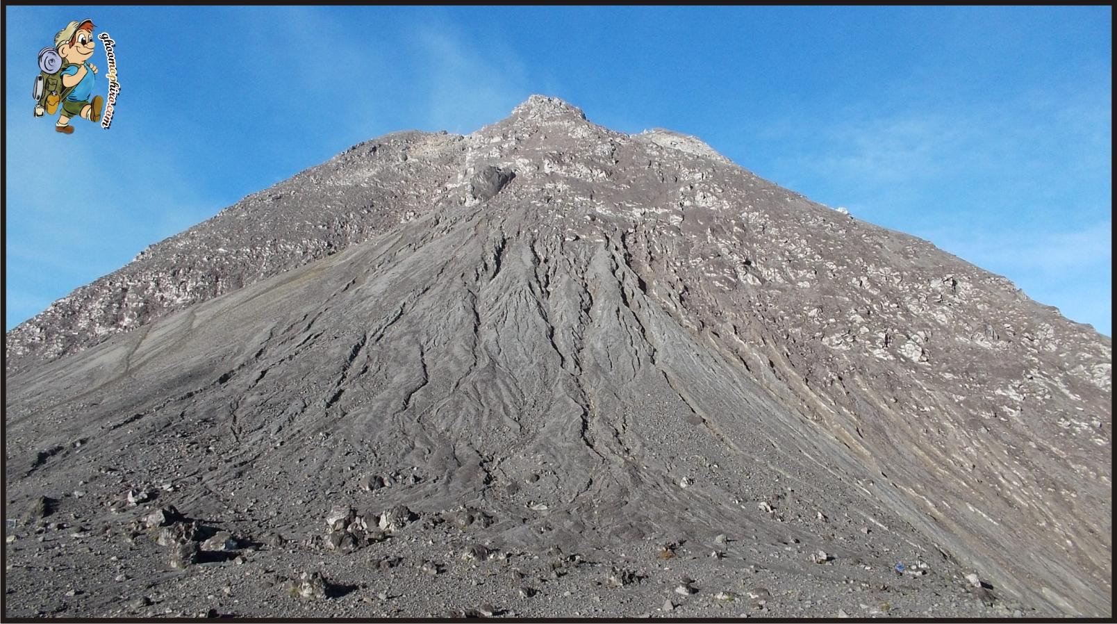 Indonesia_Gunung Merapi