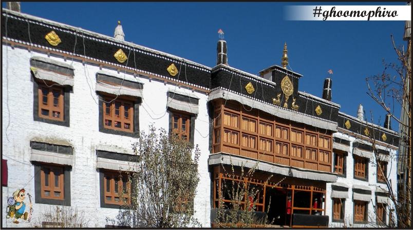 Leh_ Sankar_Monastery