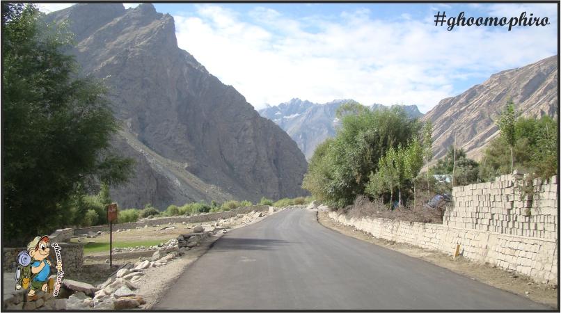 Drive to Zanskar