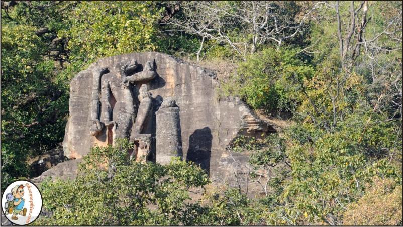 Bandhavgarh-fort