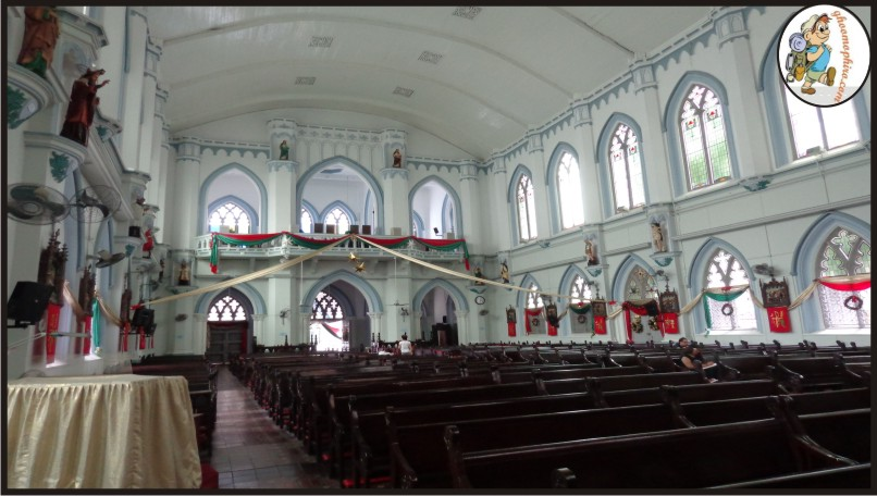 St Joseph Church_singapore