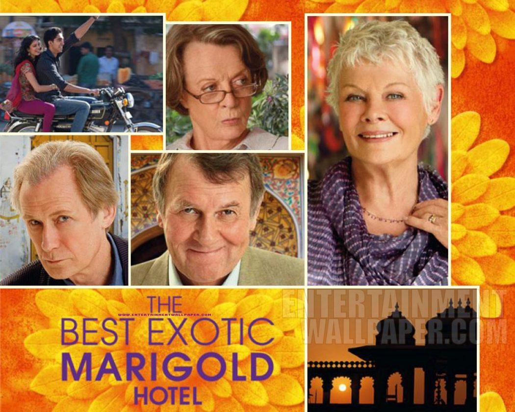 Best Exotic Marigold Hotel Trailer
